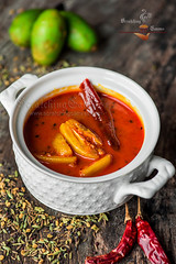 Amrar Chatni | Wild Mango Chutney (Rimli D) Tags: foodstyling foodblog foodphotography foodblogger foodpicture foodporn food festivalfood chutney condiment comfortfood indianfood bengalifood bangladeshifood rusticfood nikkor nikon iamnikon regional traditionalstyling