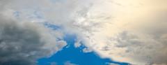 _DSC0428-Pano (johnjmurphyiii) Tags: 06457 clouds connecticut connecticutriver middletown originalnef riverroad sky summer sunset tamron18400 usa evening johnjmurphyiii
