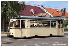 Tram Strausberg - 2018-10 (olherfoto) Tags: tram tramcar strasenbahn strausberg ste reko canoneosm50