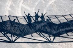 Bottrop's Tetrahedron (10b travelling / Carsten ten Brink) Tags: carstentenbrink 10btravelling 2018 brd bottrop bottroptetraeder bottroptetrahedron deutsch deutschland europa europe german halde haldebeckstrase haldenereignisemscherblick iptcbasic latinamerica nrw nordrheinwestfalen northrhinewestphalia northrhinewestfalia ruhr ruhrgebiet tetraeder tetrahedron cmtb coalmining geometry minedump mining monument sculpture shape slagheap stairs steel structure tenbrink