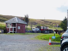 The train now leaving! (Gooders2011) Tags: leadhills railway
