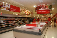 Fresh Grocery section at Target (2011) (poundsdwayne47) Tags: target stores stlouis missouri florissant 2011 shopping centers
