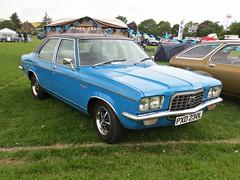 469 Vauxhall Ventora (FD) (1972) (robertknight16) Tags: vauxhall british 1970s ventora fd enfield pxd230l
