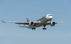 Finnair OH-LWA pmb20- (andreas_muhl) Tags: 2018 finnaira350900 heathrow lhr london ohlwa aircraft airplane aviation planespotter planespotting