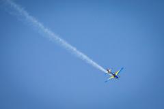 _Z2A9685 (Fabiosantos25) Tags: esquadrilhadafumaça esquadrilha 5dmkiv ef100400isii ef100400mmisii ef100400ii 7desetembro setedesetembro independencia smokesquadron supertucano avião plane sky blue azul brasil brazil