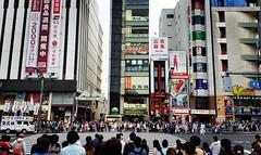 Ueno Crosswalk, Tokyo (aussietravellerblog) Tags: tokyo ueno japan travel aussietraveller