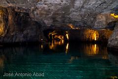 Lago subterraneo Saint Léonard (Jose Antonio Abad) Tags: lago joséantonioabad naturaleza agua suiza pública europa saintléonard europe schweiz suisse svizra svizzera switzerland nature water valais ch