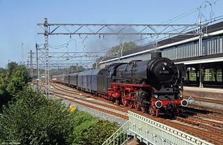 20180913 SSN 01 1075 + rijtuigen + RXP 9901, Haarlem