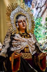 Virgen Dolorosa (Fritz, MD) Tags: salvereginagrandmarianexhibit2018 cofradiadeloshijosdemaria marianexhibit grandmarianexhibit virgendolorosa materdolorosa birhengdolorosa ourladyofsorrows