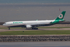 EVA AIR A330-300 B-16337 003 (A.S. Kevin N.V.M.M. Chung) Tags: aviation aircraft aeroplane airport airlines a330 plane spotting macauinternationalairport mfm a330300 airbus runway
