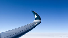 Cathay Pacific Airbus A350-941 B-LRA (StephenG88) Tags: cathaypacific cathay pacific cpa cx a350 a350900 a359 a350941 hongkong hongkongairport hkia cheklapkok hkg vhhh boeing airbus 120918 091218 blra window windowseat cx216