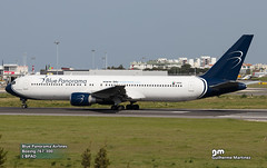 Blue Panorama Airlines (GuilhermeMartinez1904) Tags: lisboa love me lisbon hobbie planespotting portugal passion boeing boeinglovers beautiful aircraft cool clouds summer sun follow