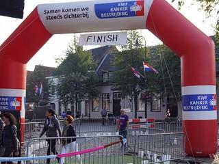 Sint-Oedenrode Samen Loop Voor Hoop Finish om nooit te vergeten.