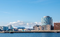 Part of Copenhagen Seafront (Knud Hald) Tags: 20180902 copenhagen cykeltur cykelturgrevemotionsklub20180902 fujixt10withfujinonlensxf1855mmf284rlmois fujinonlensxf1855mmf284rlmois fuji fujixt10 fujifilm grevemotionsklub knudhald denmark dk seafront waterfront fujix bicycleride 500v20fav