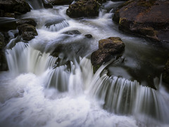 Flow for the Soul (markrd5) Tags: wales snowdonia betwysycoed afonllugwy waterfall cascade flow atmosphere rocks wrs le long exposure longexposure leefilters