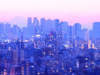 Shinjuku + Ikebukuro