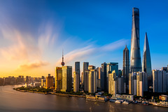 (Rob-Shanghai) Tags: shanghai china city cityscape rx10m3 sunset light