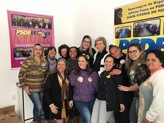 13/09/18 - Visita a Santa Vitória do Palmar: com o PSDB Mulher da região.