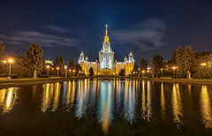 Moscow State University (andreasmally) Tags: moscow state university россия московский russia russland moskau