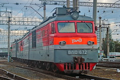 VL10-672 (zauralec) Tags: ржд rzd локомотив электровоз депо курган вл10 vl10 vl10672 672 вл10672 kurgan depot