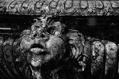Fountain at Nymans (Puckpics) Tags: nymans fountain gardenornament nationaltrust garden water old worn