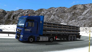 [ETS2] euro truck simulator 2 truckers virtual