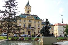 Szeged - A szegedi városháza