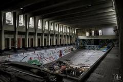 Piscine Mosq (evb_shots) Tags: urbanexploring urbex abandoned