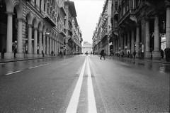 leica m2 zeiss 35mm f2 film rollei rpx400 development ilfosol3 (@Bino) Tags: leica m2 zeiss 35mm rollei rpx street urban film pellicola genova monocromo