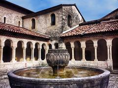 Sanavallis2 (alpiblu) Tags: sanavalle sanavallis chiostro follina abbazia santa maria