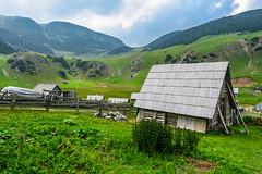 Prokoško Lake, Bosnia and Herzegovina (HimzoIsić) Tags: landscape adventure travel mountain mountainside outdoor village countryside rural hill grass