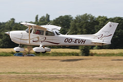 OO-EVH (QSY on-route) Tags: ooevh old timer fly drive in 2018 schaffen diest ebdt 12082018