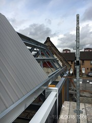 19 (Spire View Housing Association) Tags: middle august 2018 we now have roof