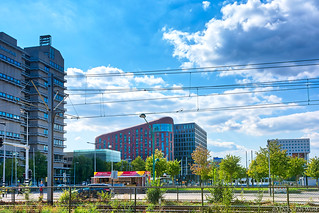 Buildings of Free University, Vrije Universiteit