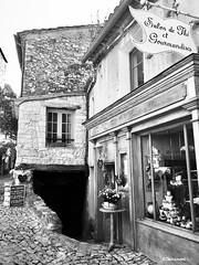 SÉGURET, Vaucluse | France (Jehanmi) Tags: monochrome nb bw bnw bn france village blackandwhite noiretblanc vaucluse séguret lesplusbeauxvillagesdefrance