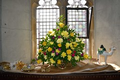 The Sunday School Prayer 0953 (blackthorne57) Tags: bovinger bobbingworth essex stgermainschurch church athome churchfete floraldisplay bankholidaymonday thesundayschoolprayer flowers flowerarrangement