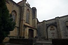 Fontarrabie, Iglesia de Nuestra Señora del Manzano (vincent_dandrieubergez) Tags: fontarrabie