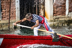 Voga! (U1D2X) Tags: venezia venice regata storica 2018 giovanissimi pupparini rowing boats water gran canal grande settembre september accademia acqua oar row