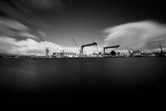 Kieler Hafen (kuestenkind) Tags: kiel hafen harbour langzeitbelichtung longexposure förde ostsee balticsea