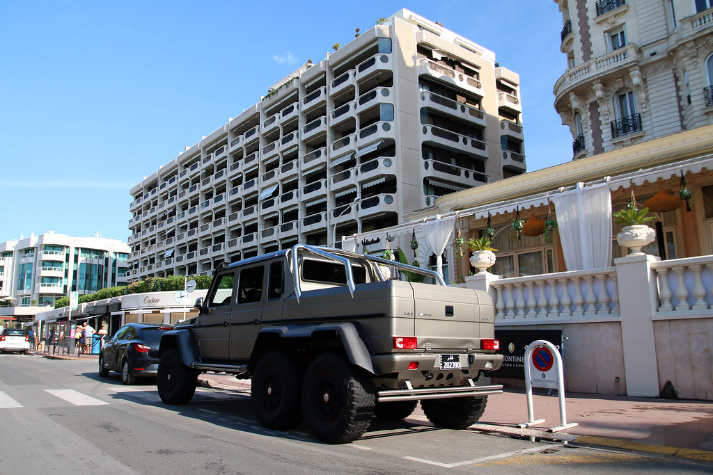 The world 39 s newest photos of 6x6 and mercedesbenz flickr for Garage mercedes cannes