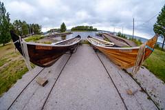 Kyrkbåtar (Håkan Dahlström) Tags: 2018 dalarna kyrkbåt lake photography siljan sweden tällberg dalarnaslän xt1 f10 180sek 8mm uncropped 15722082018163732 leksandnv se