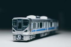 IMG_0303 (waychen_c) Tags: train model ngauge tomix jr jrwest 225series 2255000series hanwaline kansaiairportline airportrapidservice jr西日本 225系 225系5000番台 阪和線 関西空港線 関空快速 鐵道模型 n規 nゲージ
