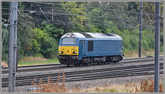67002 to the rescue (Mark's Train pictures) Tags: 67002 class67 0z99 eastcoastmainline dbschenker dbcargo railway locomotive cass67