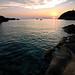 Sunset in Ile Rousse