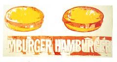 Postcrossing US-5550278 (booboo_babies) Tags: hamburger food andywarhol painting popart warhol postcrossing 1986 1980s