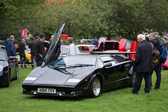 Bo'ness Revival Classic Show & Hill Climb 2018 (<p&p>photo) Tags: black 1990 90s 1990s lamborghini countach 25th anniversary lambo lamborghinicountach lamborghinicountach25thanniversary k814yvv bonessclassicshow boness autoshow classiccarshow carshow classicshow bonessrevivalclassicshow bonesshillclimb2018 hill climb 2018 bonessrevivalhillclimb2018 revival bonessrevivalclassicshowhillclimb2018 classic show auto car race racing sport motorsport hillclimb scotland uk automobile championship historic motor track worldcars bonesshillclimb bonessspeedhillclimb kinneil kinneilestate falkirk edinburgh bonesshillclimbrevival motorsports classiccar september2018 september