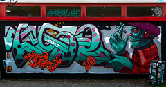 HH-Graffiti 3775 (cmdpirx) Tags: hamburg germany graffiti spray can street art hiphop reclaim your city aerosol paint colour mural piece throwup bombing painting fatcap style character chari farbe spraydose crew kru artist outline wallporn train benching panel wholecar aseone rookietheweird rookie
