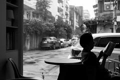 a lazy and raining Taipei Sunday (jasoncremephotography) Tags: taipei leica mp240 leicamp240 voigtlander 40mm blackandwhite monochrome nokton
