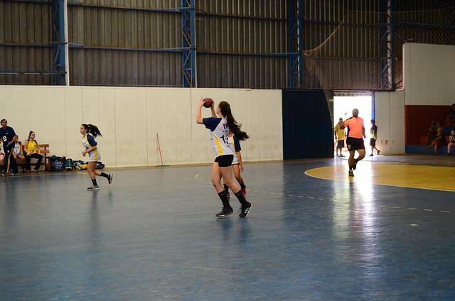 Handebol Fem II 1º  Jacareé x São Paulo - Val Morais  (13)
