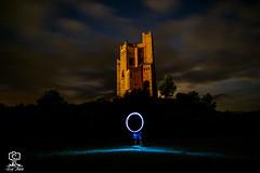 DSC_0074 (eryk-14) Tags: castle castillo night nocturna málaga spain picoftheday longexposure